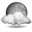 Molto Nuvoloso Assenza fenomeni