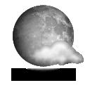 Poco Nuvoloso Assenza fenomeni