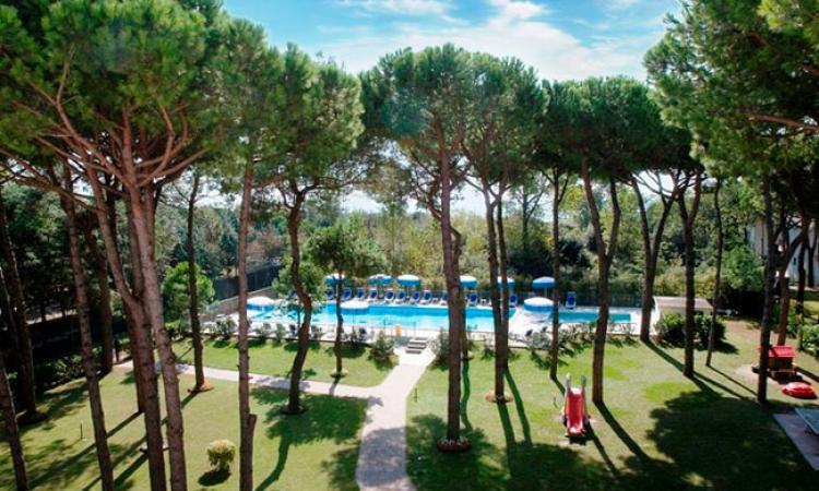 La Pineta R.T.A. - residenze alberghiere 4 stelle Jesolo   it